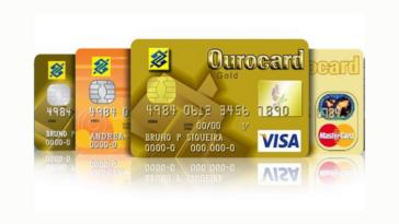 Cartões de crédito Ourocard