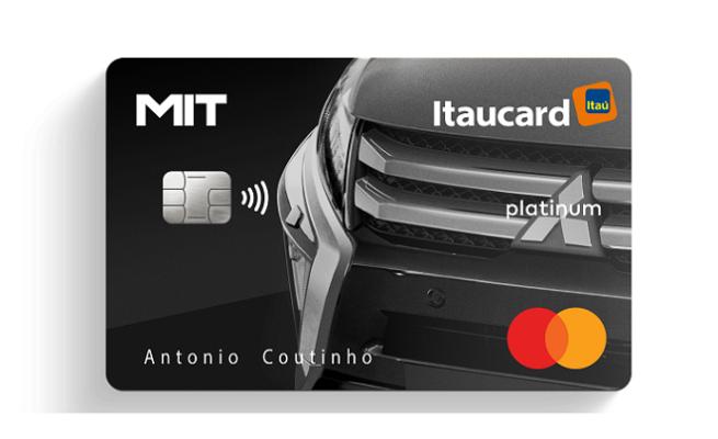 Cartão de Crédito Mitsubishi